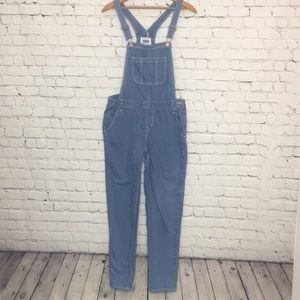 Old Navy Skinny Fit Jeans Overalls